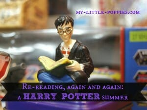 homeschool parenting books harry potter summer re-read reread