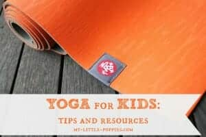 yoga mindfulness parenting kids children teaching yogi stress calm