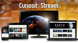 CuriosityStream, video, streaming, nonfiction, homeschool, education, science, nature, documentary, subscription, service