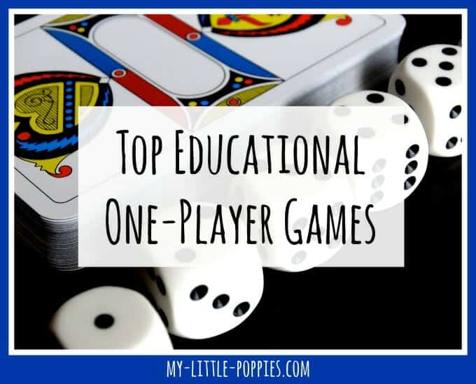 Top Educational One-Player Games | My Little Poppies