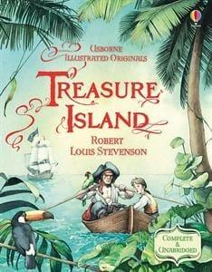 Usborne, illustrated classics, homeschool, abridged classics, books, kids, literature for kids