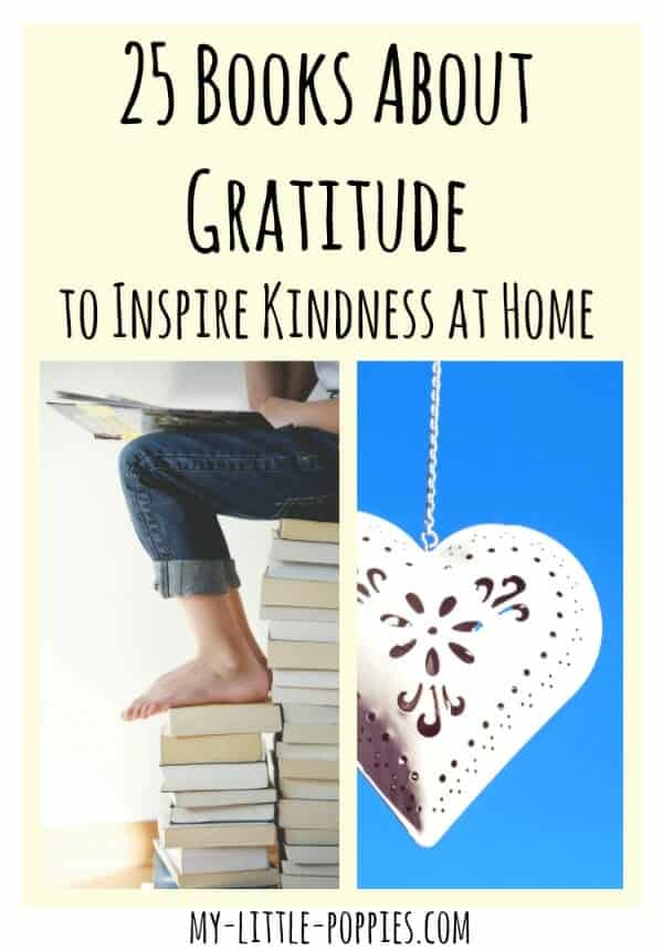 25 Books About Gratitude to Inspire Kindness at Home