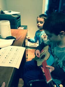 Gentle Guitar, online learning, music lessons guitar for kids
