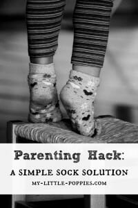 A Simple Sock Solution