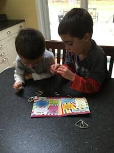 Puzzle boys!