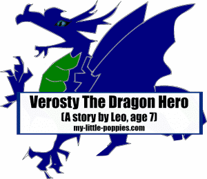 Verosty The Dragon Hero