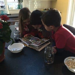 breakfast read aloud