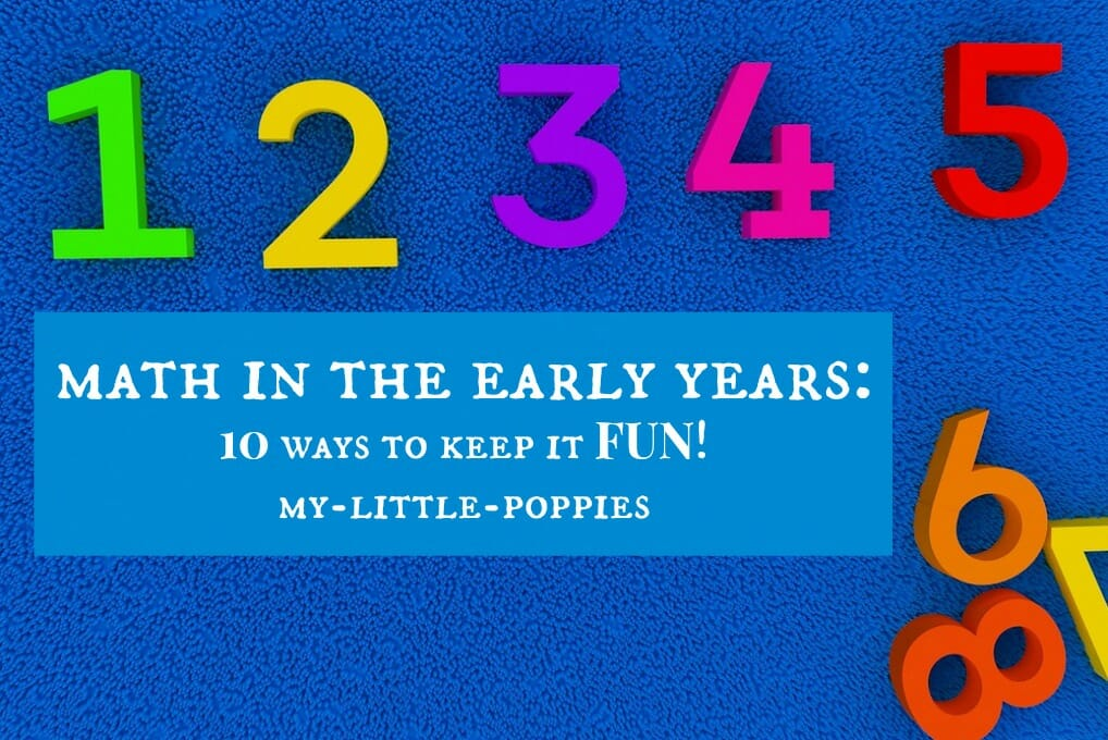 Homeschool Math 10 Ways to Keep it Fun!, math, mathematics, homeschool, homeschooling, math books, learning, learning through play, 10+ Amazing Math Games for Your Homeschool My Little Poppies, educational games, homeschool, homeschooling, math facts, practice math, play,