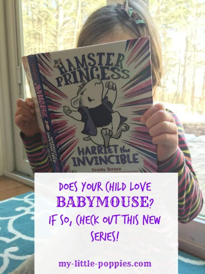 Does Your Child Love the Babymouse Series?