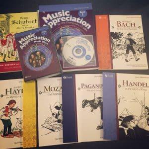 music study, composer study, music appreciation, elementary music education, Zeezok publishing, music appreciation in the early grades