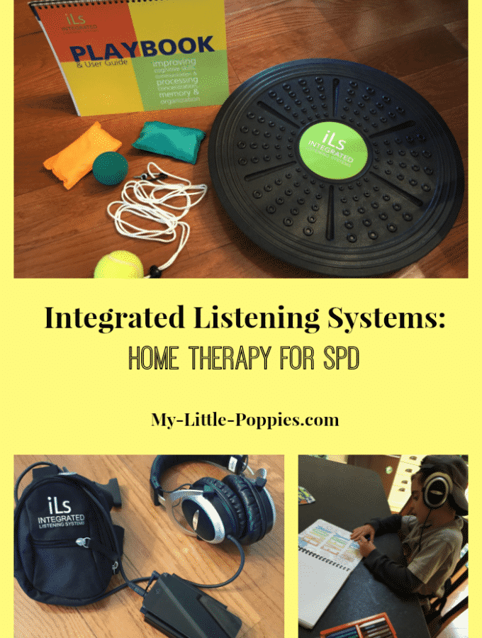 Integrated Listening Systems: Home Therapy for SPD