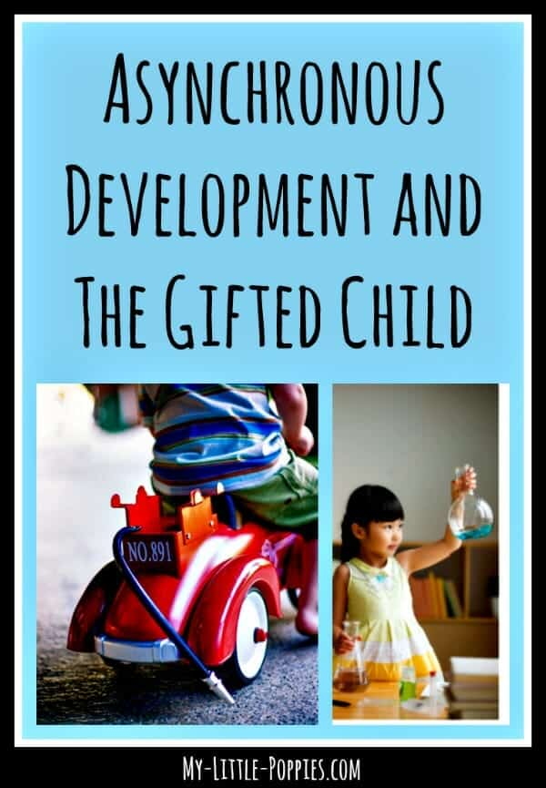 Academic Acceleration and Homeschooling, Asynchronous Development and The Gifted Child My Little Poppies