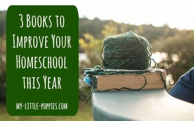3 Books for Homeschool Moms Simple Homeschool, Jamie Martin, Kara Anderson, Shawna Wingert, books to improve your homeschool this year, homeschooling, homeschooler