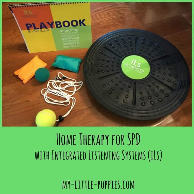 Home Therapy for SPD with iLs