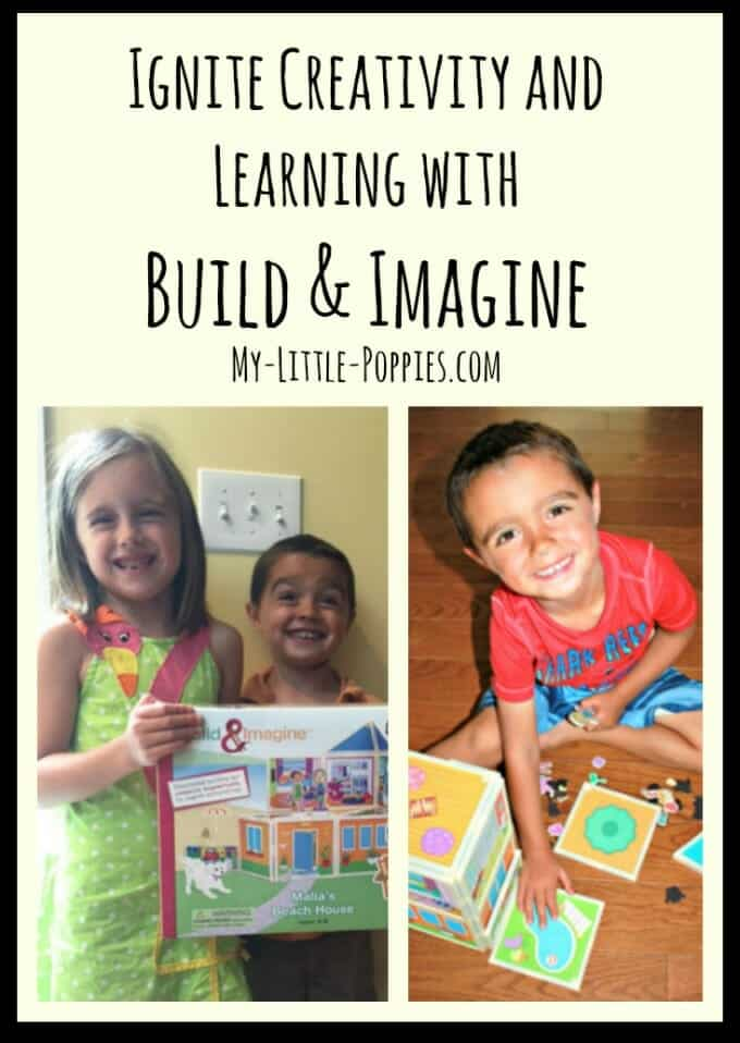 Ignite Creativity and Learning with Build & Imagine, Build and Imagine, STEM, STEAM, building toy, creativity, stem skills, problem solving, early literacy skills, storytelling, play, imaginative play, social skills, cooperative skills, homeschool, homeschooling, homeschooler, education, educational toy, educational material, educational building kit, magnetic building kit, dolllhouse, storywalls, story play, narrative, gifted, gifted education