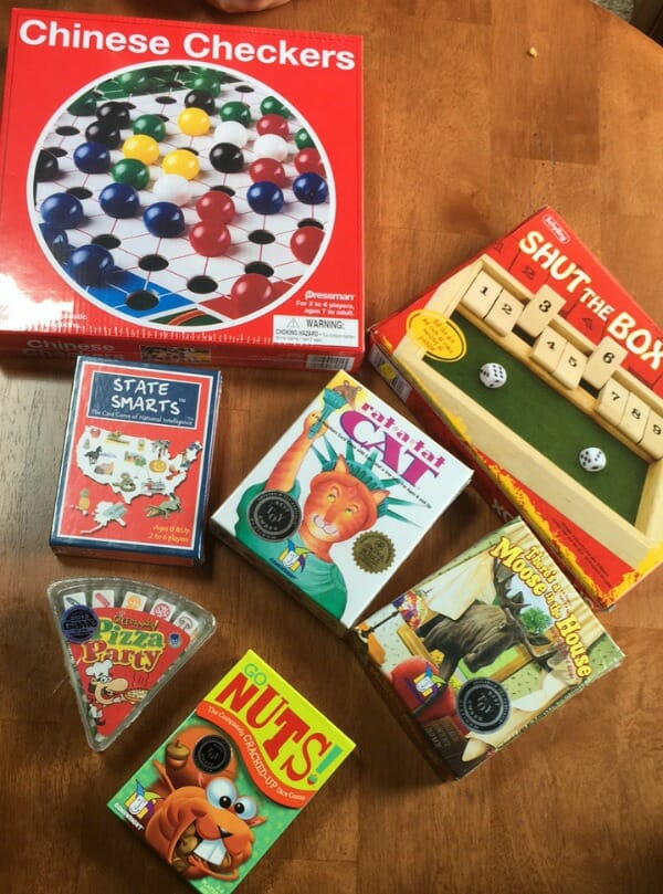 card games, family friendly games, educational games