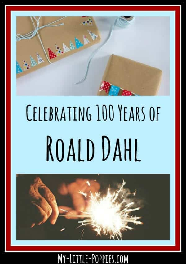 Celebrating 100 Years of Roald Dahl My Little Poppies