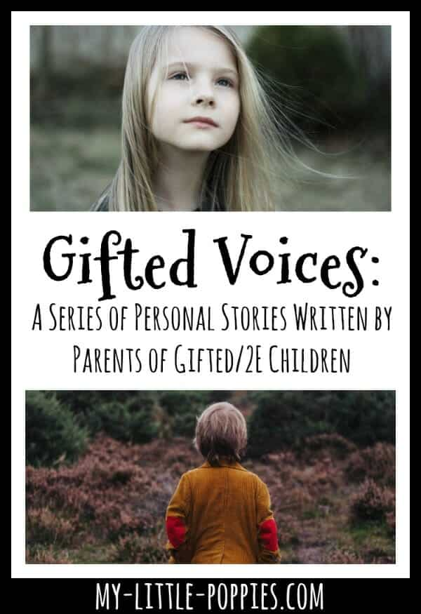 Gifted Voices: A Series of Personal Stories