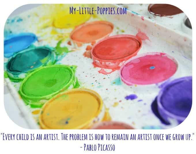 How to Add Art Appreciation to Your Homeschool | My Little Poppies