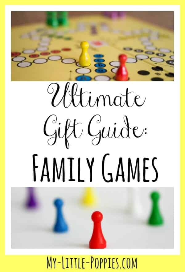 Here is the ultimate list of the best family games on the market today, as tested by a school psychologist, proponent of play-based education, mom to three, unexpected homeschooler., ultimate-gift-guide-family-games