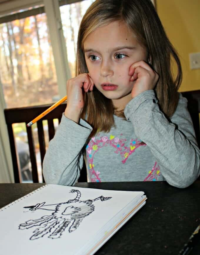 Homeschool Art Lessons Keep Little Artists Happy My Little Poppies, sparketh