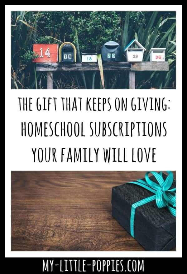 Homeschool Subscriptions