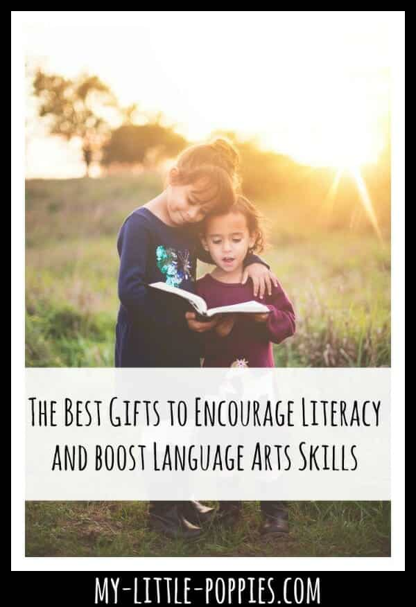 10 of the Best Language Arts and Literacy Gifts for Children | My Little Poppies