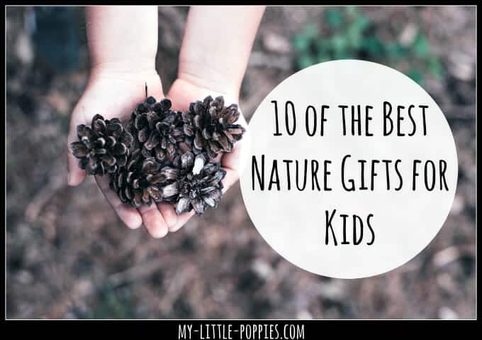 How to Select the Best Educational Gifts for Your Children, 10 of the Best Nature Gifts for Kids: Affordable and Fun! | My Little Poppies