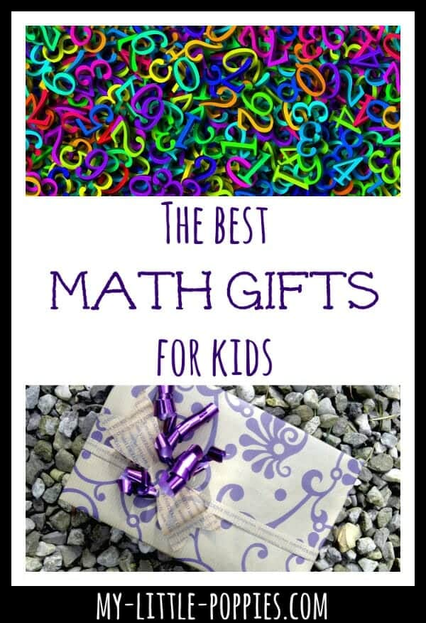 Ten of the Best Math Gifts: Affordable and Fun