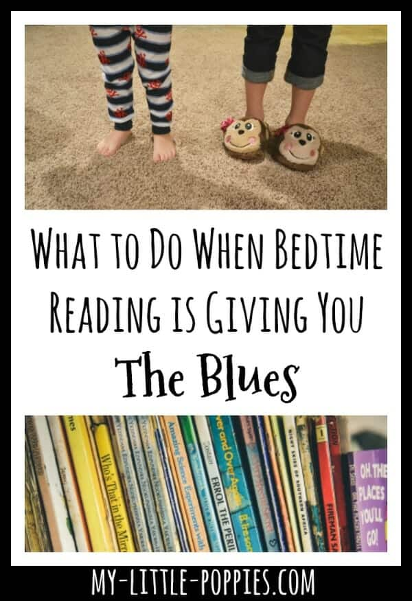 What to Do When Bedtime Reading is Giving You the Blues