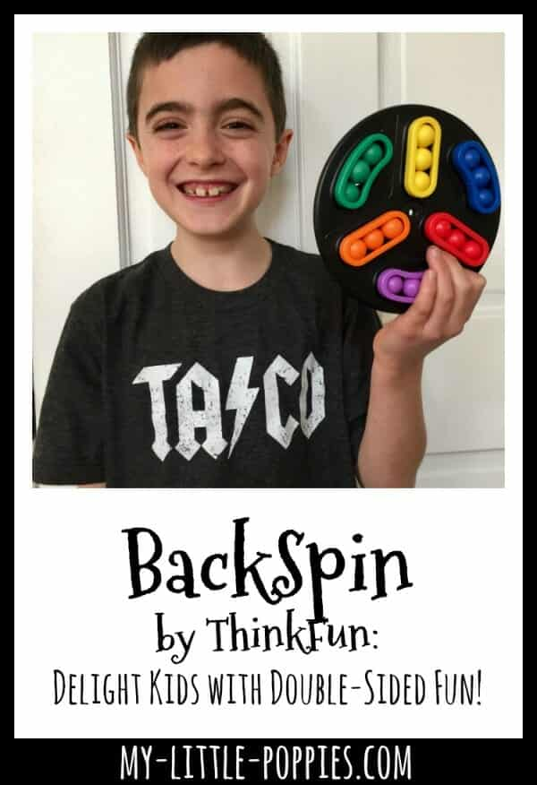 BackSpin: Delight Kids with Double-Sided Fun! | My Little Poppies