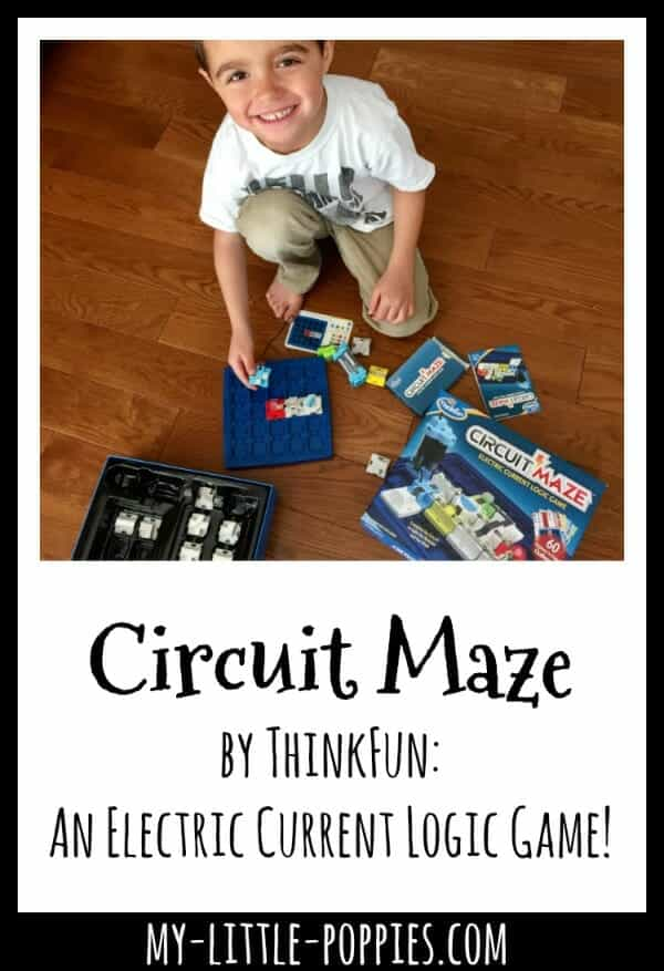 Check out Circuit Maze: An Electric Current Logic Game! | My Little Poppies