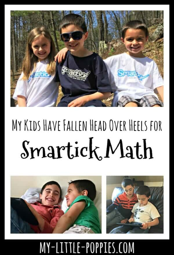 My Kids Have Fallen Head Over Heels for Smartick Math