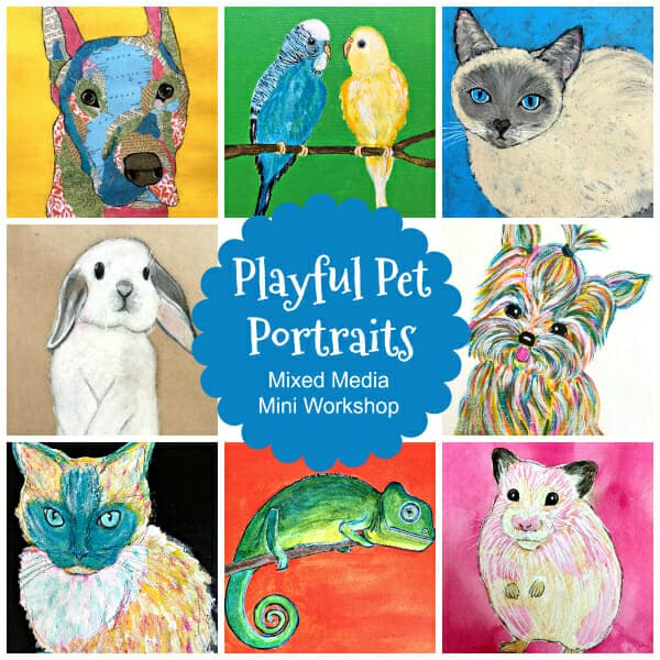 """Playful Pet Portraits"" Will Delight Animal Lovers 