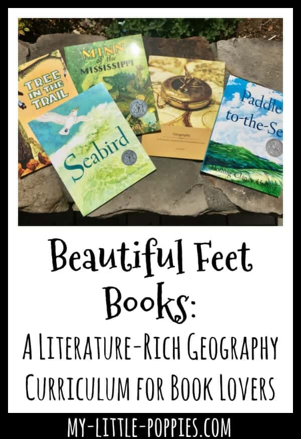 Beautiful Feet Books: A Literature-Rich Geography Curriculum for Book Lovers