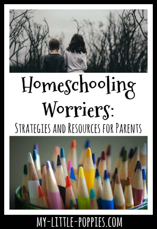 Homeschooling Worriers: Strategies and Resources for Parents | My Little Poppies