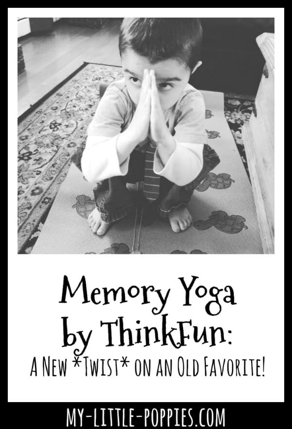 Memory Yoga: A New *Twist* on an Old Favorite! | My Little Poppies
