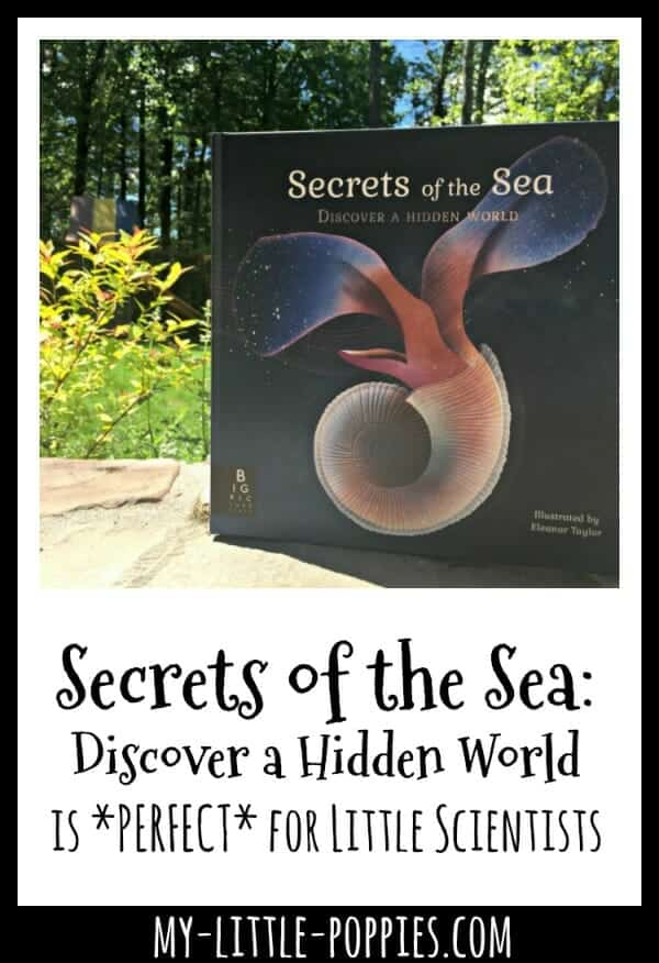 Secrets of the Sea: Discover a Hidden World is *PERFECT* for Little Scientists | My Little Poppies