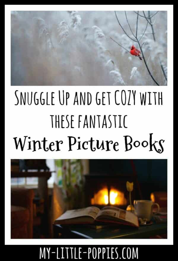 Snuggle Up with these Cozy Winter Picture Books | My Little Poppies