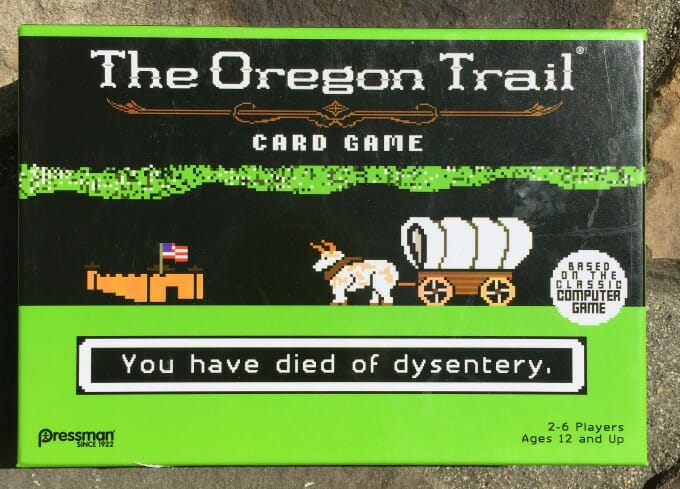 This Oregon Trail Card Game Is a Fun Trip Down Memory Lane! | My Little Poppies