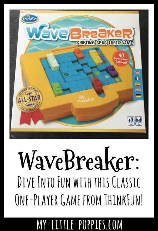 WaveBreaker: Dive Into Fun with this Classic One-Player Game! | My Little Poppies