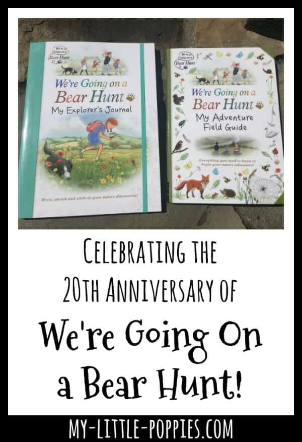 the 20th Anniversary of We're Going On a Bear Hunt! | My Little Poppies