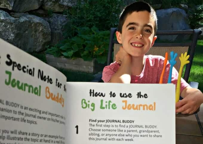 Big Life Journal: Build Connection, Inspire Creativity, & Encourage A Growth Mindset | My Little Poppies