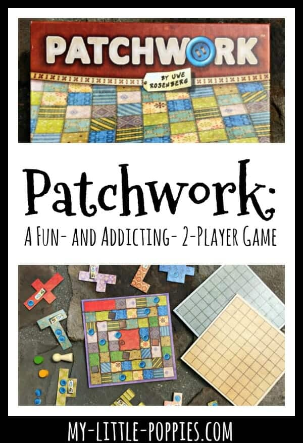 Patchwork: My New Favorite 2-Player Game