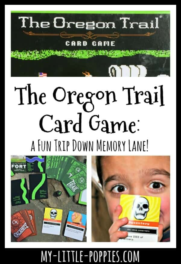 The Oregon Trail Card Game Is a Fun Trip Down Memory Lane!