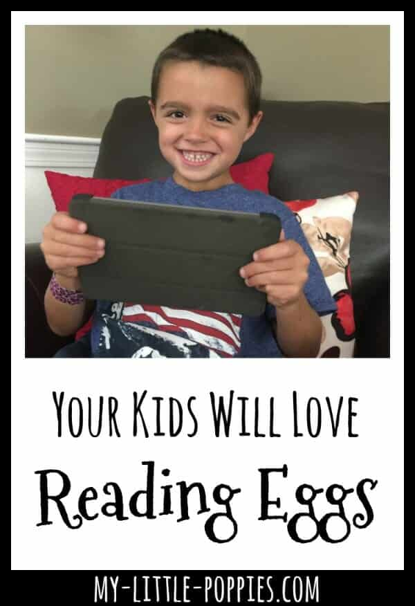 Kids Will Love These Online Reading Games from Reading Eggs | My Little Poppies