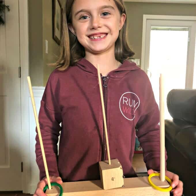 Challenge Kids to Get Creative with Awesome Homemade Games | My Little Poppies