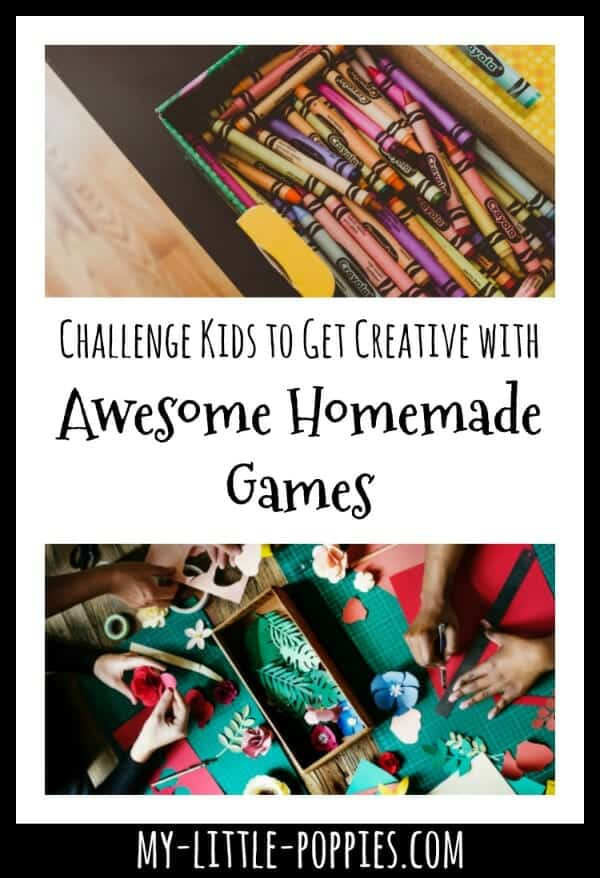 Challenge Kids to Get Creative with Awesome Homemade Games My Little Poppies