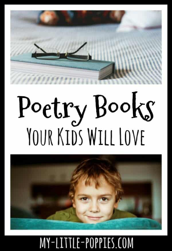 Poetry Books Your Kids Will Love | My Little Poppies