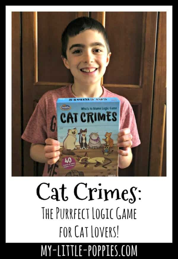 Cat Crimes: A Purrfect Logic Game for Cat Lovers